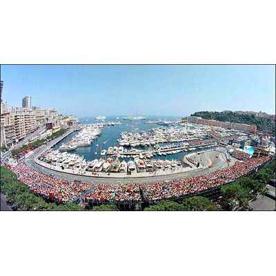 "F1-Grand Prix de Monaco- Pack Formule ""Passion"" 2008-Chambre double."